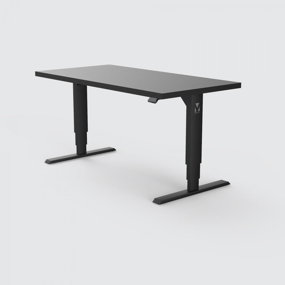Kancelářský stůl TOLLER + black
