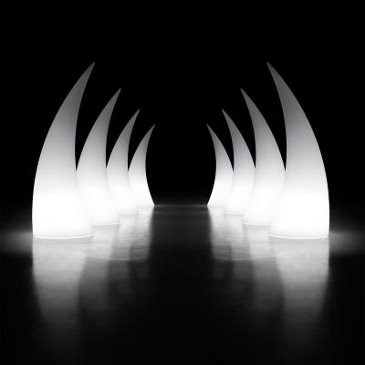 SVĚTELNÁ SOCHA HORN LIGHT