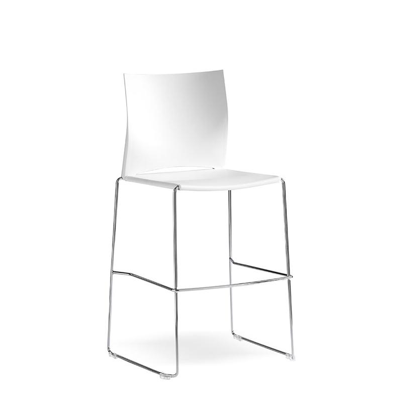Vysoká konferenční židle RIM WEB 950.300