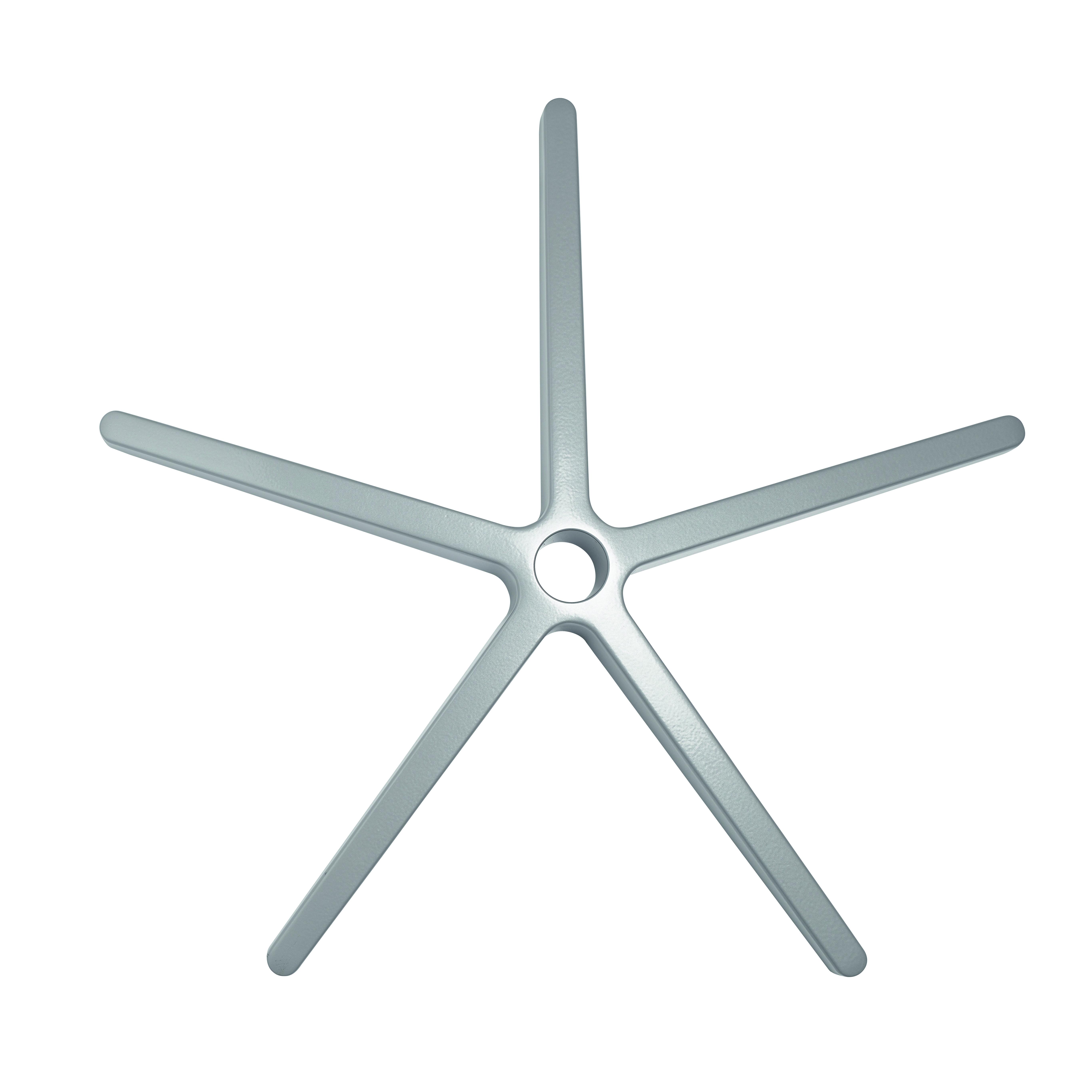 Kříž RAL 9006 - stříbrný